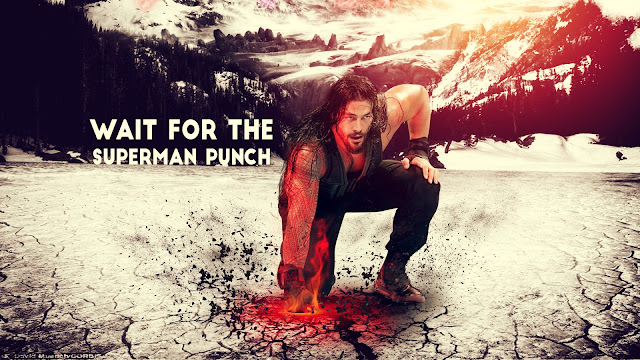 roman reigns and rock hd wallpaper