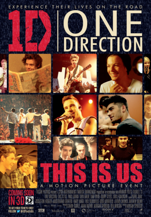 This Is Us :  One Direction, Normal Guys Who Had Fun But Were Terrible Terrible Terrible Dancers