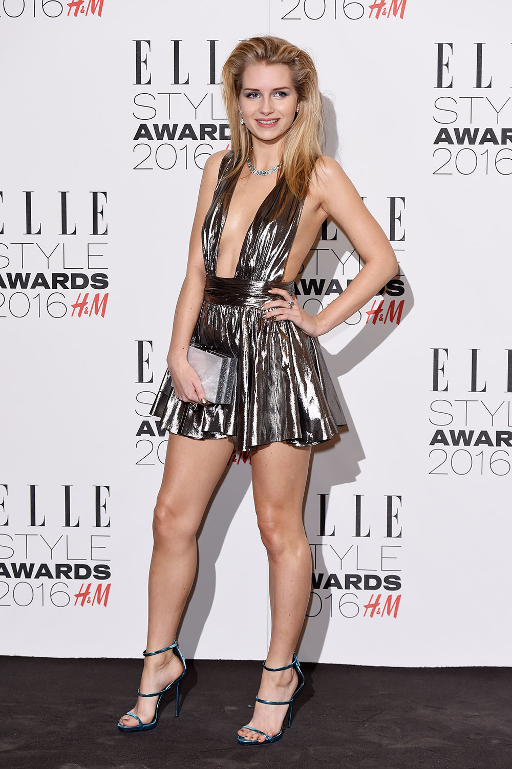 elle style awards 2016 lottie moss