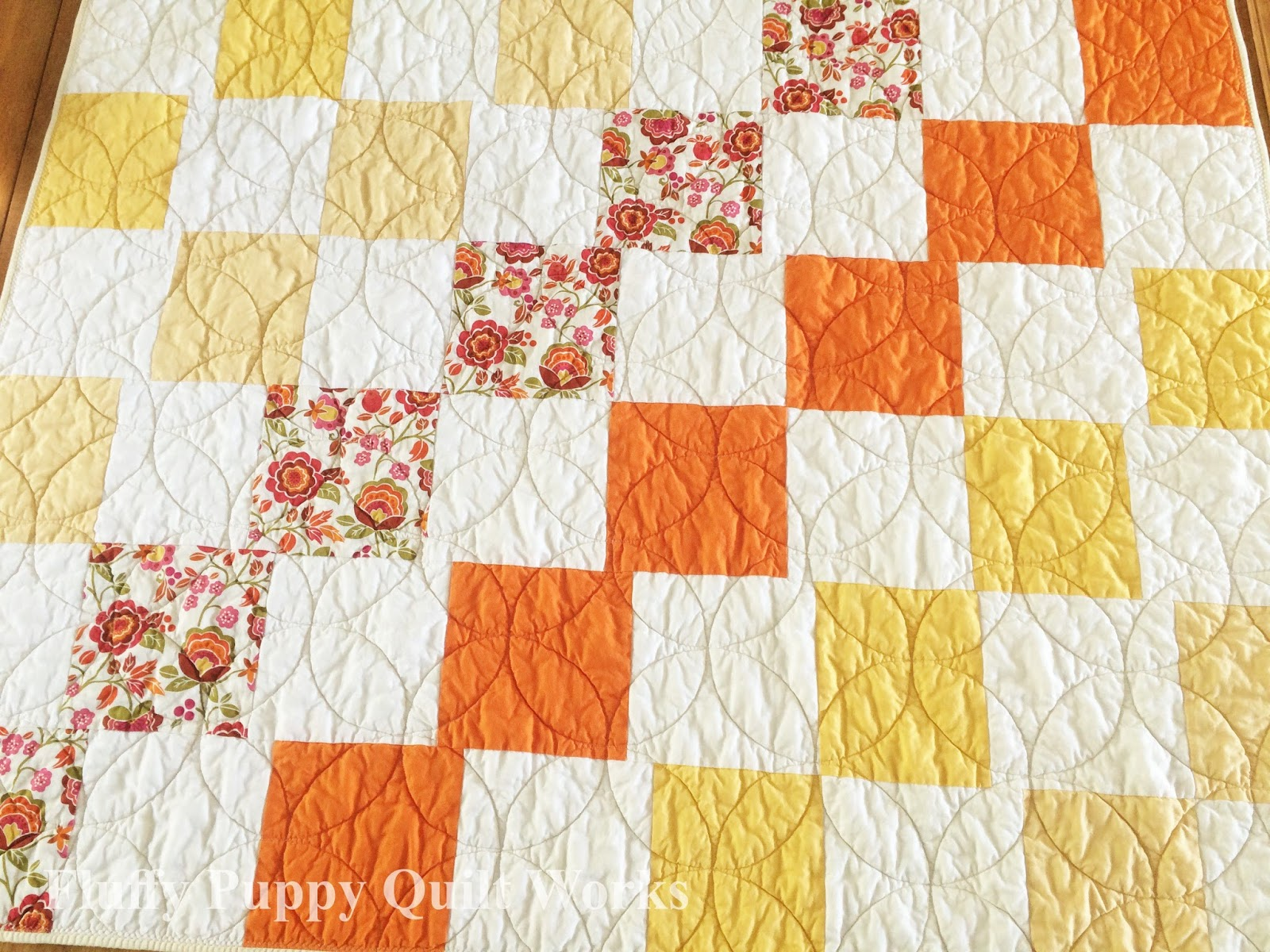 Fluffy Puppy Quilt Works Free Pdf Pattern Linked Stars