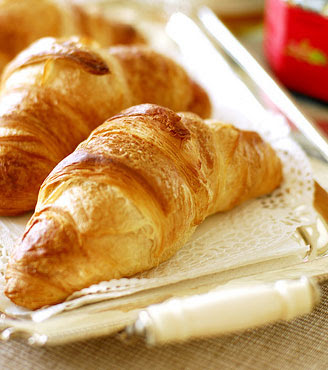 Sweet Day: Dough croissant Grandma