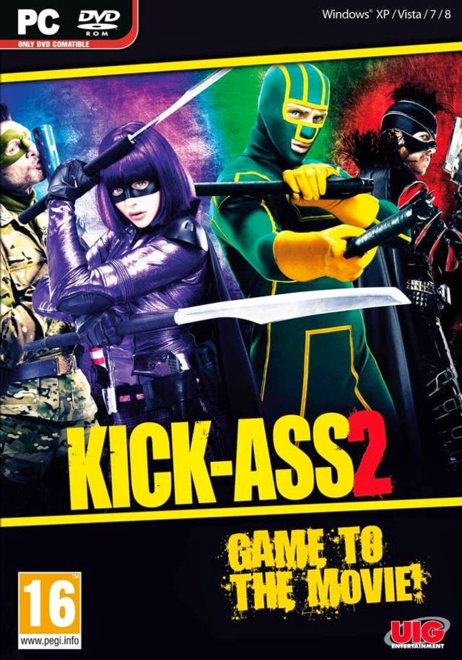 Kick Ass 2 Free Download PC Game