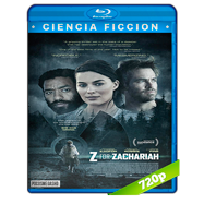 Z for Zachariah (2015) BRRip 720p Audio Dual Latino-Ingles