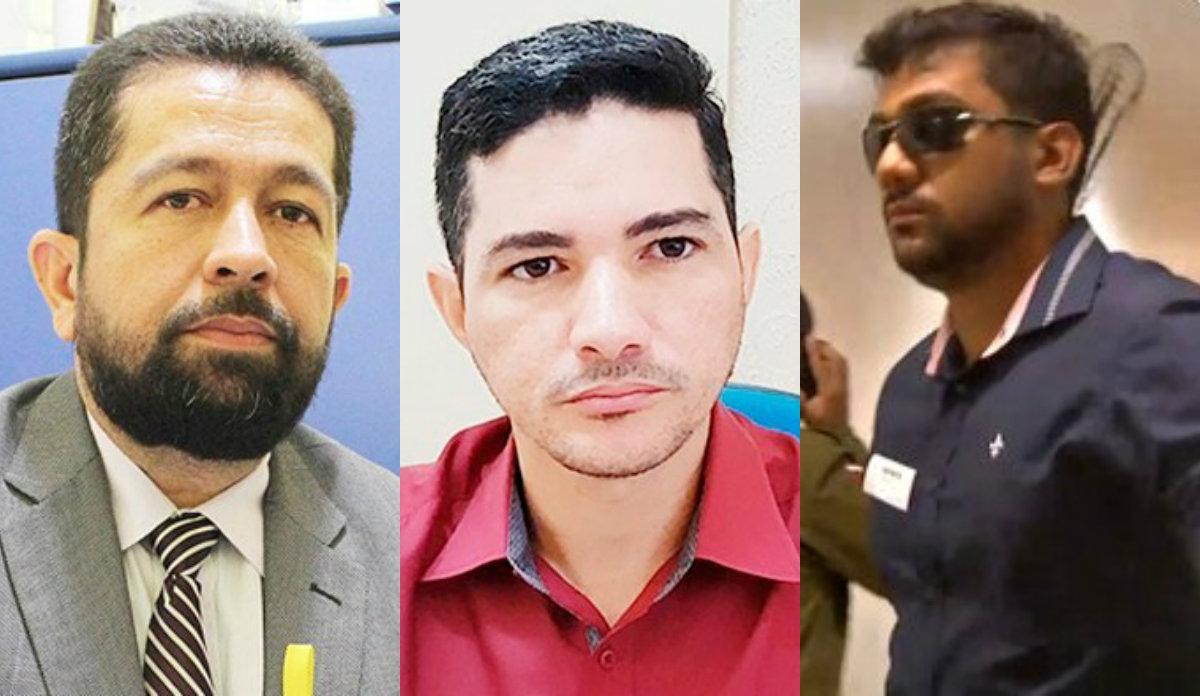 Veja quem foi indiciado junto com Henderson Pinto pelo delegado da Perfuga