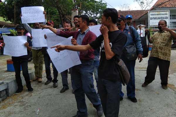 bpn majalengka diminta ttidak halangi jurnalis
