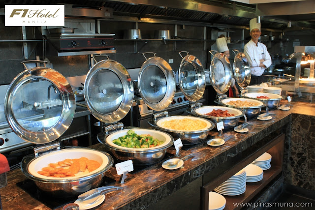 F1 Hotel Manila | Breakfast Buffet