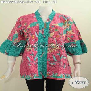 gambar blouse batik modern