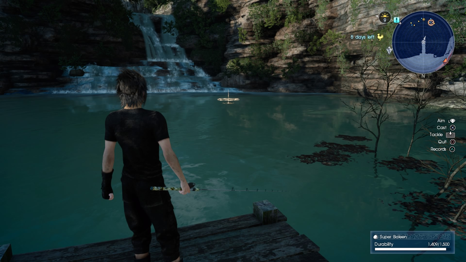 Trophy unlocked january 2017 for Ffxv fishing rods