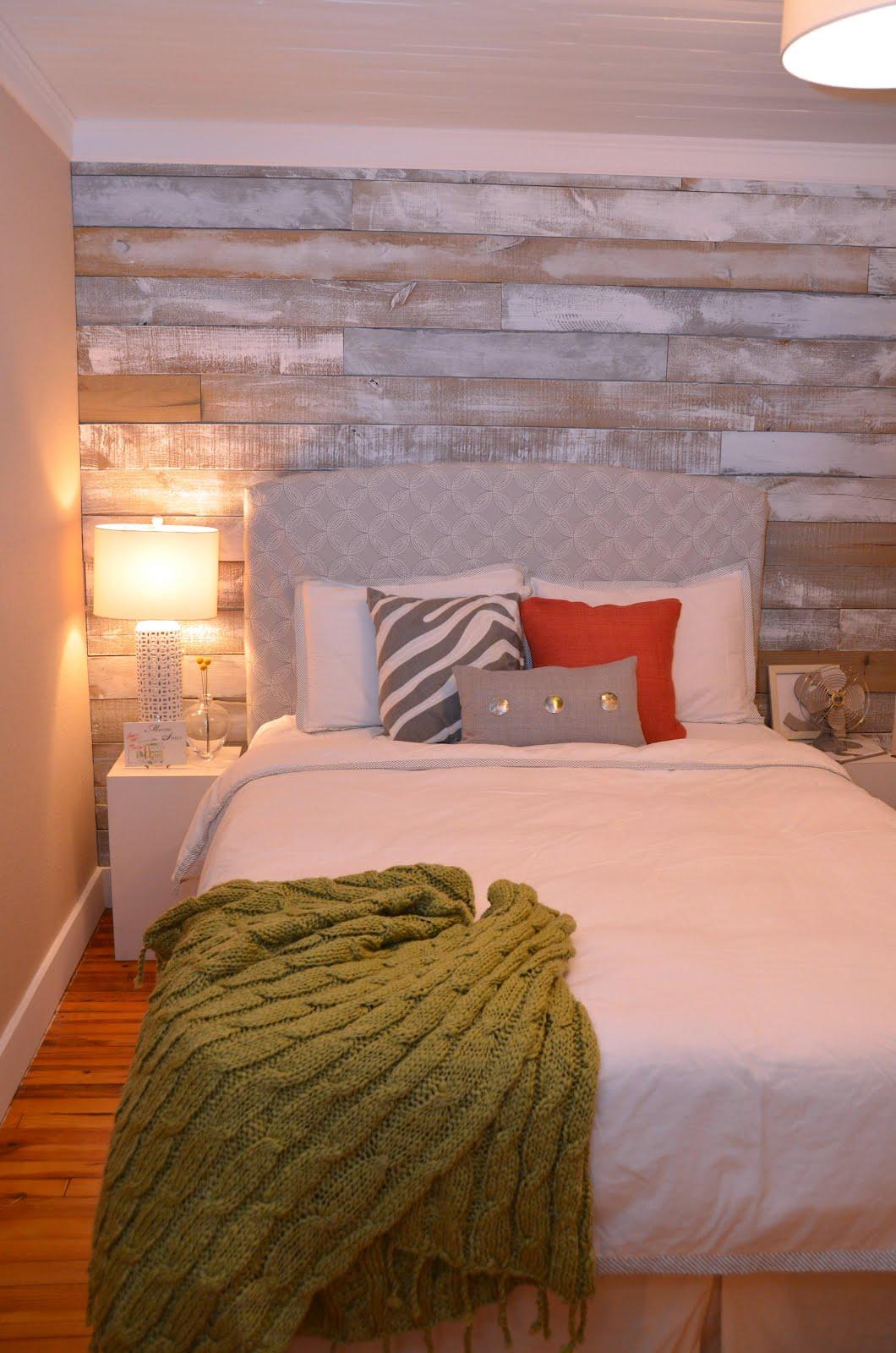 Wooden Rooms Designs: {The Smith Nest}: Bedroom Update