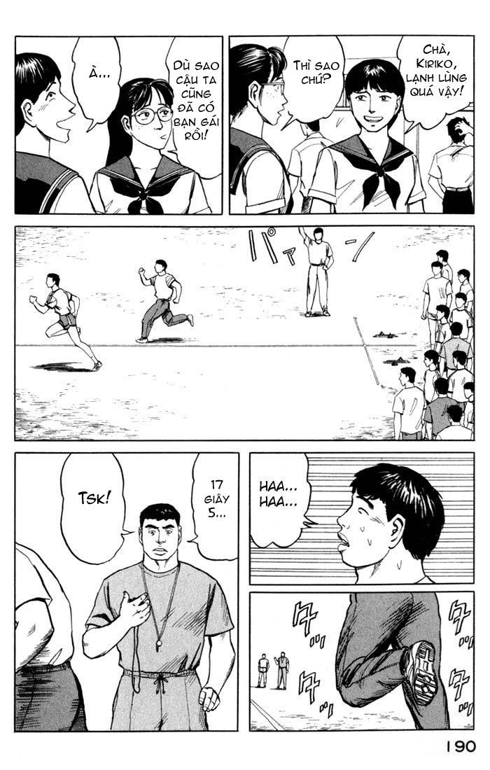 Kiseijuu chương 51: hướng đi trang 14
