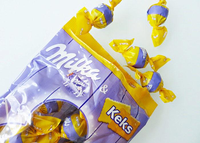 Milka-News #6 :: Milka Kugeln mit Oreo / Daim und Keks