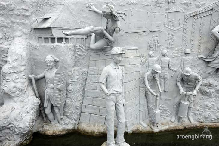 tugu monumen nasional monas jakarta
