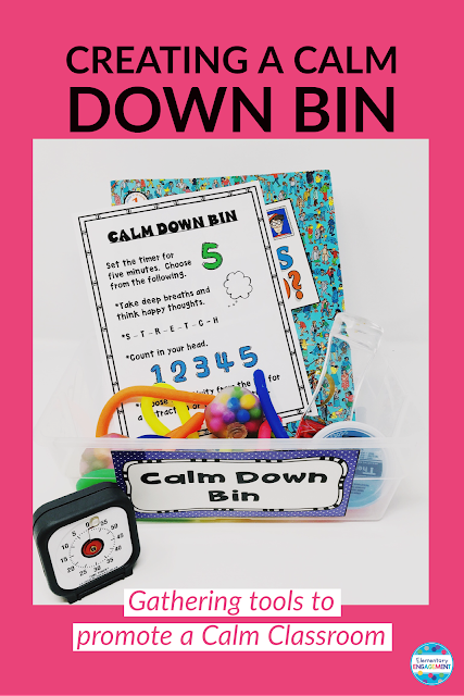 How to make a clam down bin