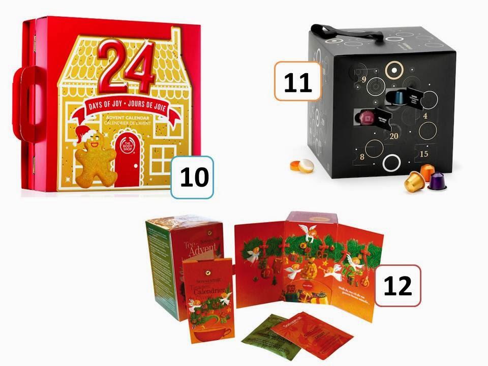 updating 1 floril ge de calendriers de l 39 avent 2013 clairemakeupandco. Black Bedroom Furniture Sets. Home Design Ideas
