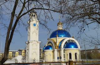 Una de las Iglesias de Plovdiv.