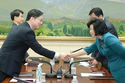 Reaproximação das Coreias