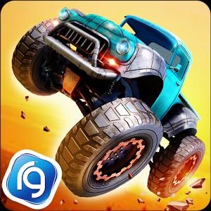 Monster Trucks Racing v2.3.4 Para Hile Mod Apk İndir