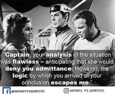 Best spock Quotes