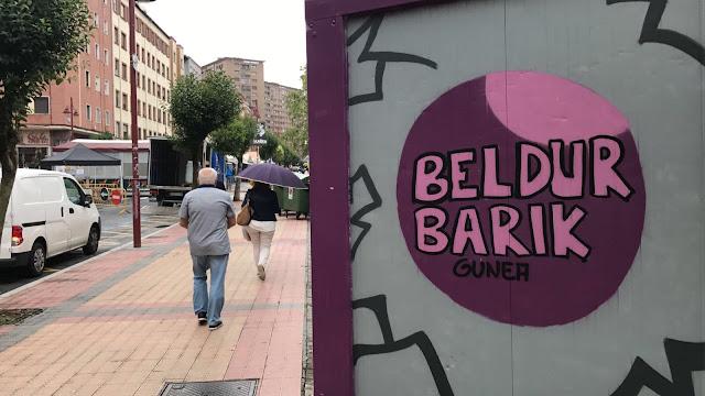 Caseta contra las agresiones sexistas en las fiestas de Barakaldo