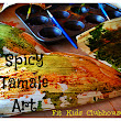 The Clubhouse Celebrates Hispanic Heritage Month: Spicy Tamale Art