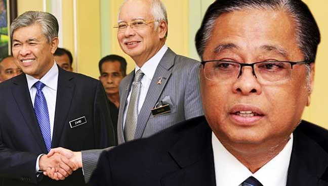 PenangKini: Tiada siapa boleh cemari gandingan Najib-Zahid : Ismail Sabri
