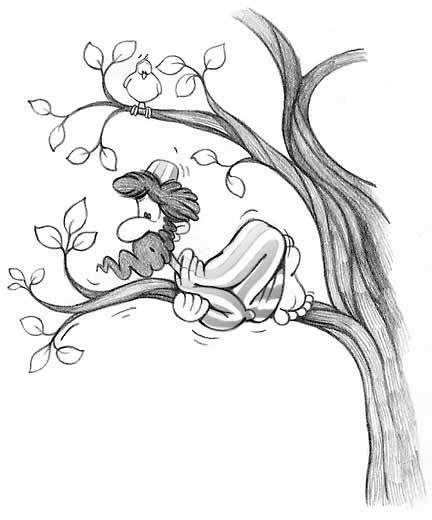 la bloga de brock: a big lesson from a wee little man