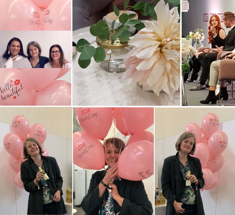 Schnappschüsse von den Bunte Beauty Days in München 2018