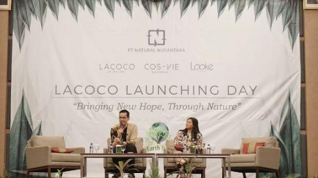 Tepat Hari Bumi, PT Avo Innovation Technology dan PT Natural Nusantara Luncurkan Lacoco dan CosVie.