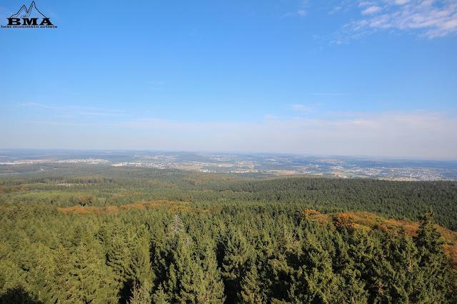 Wanderung zum Köppel Westerwald Monatbaur ourdoor blog Best Mountain Artists