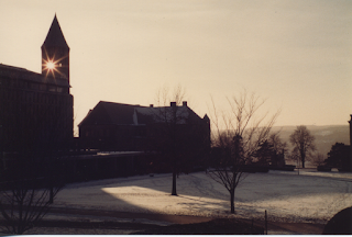 Cornell Arts Quad