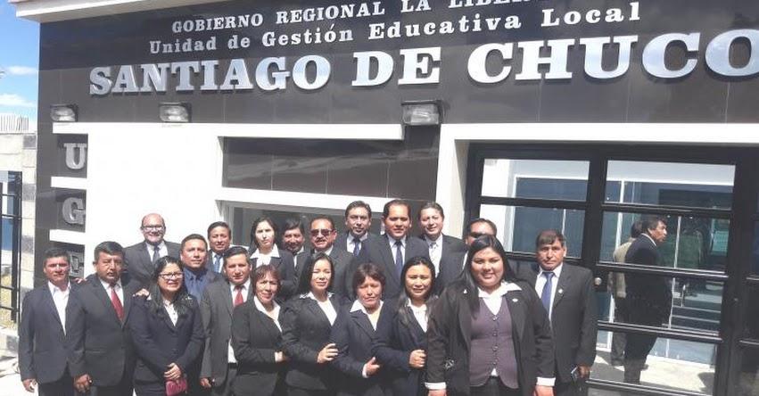 UGEL Santiago de Chuco inaugurará moderna infraestructura para su sede institucional - www.ugelsantiagodechuco.gob.pe
