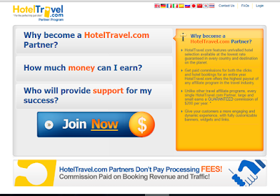 HotelTravel offers fully customisation banners, widgets and links