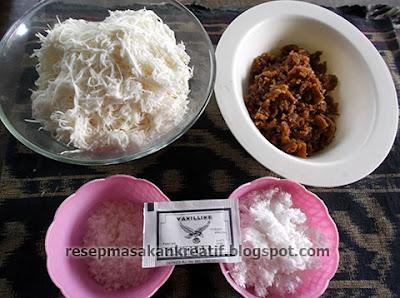 Cassava Ingredients