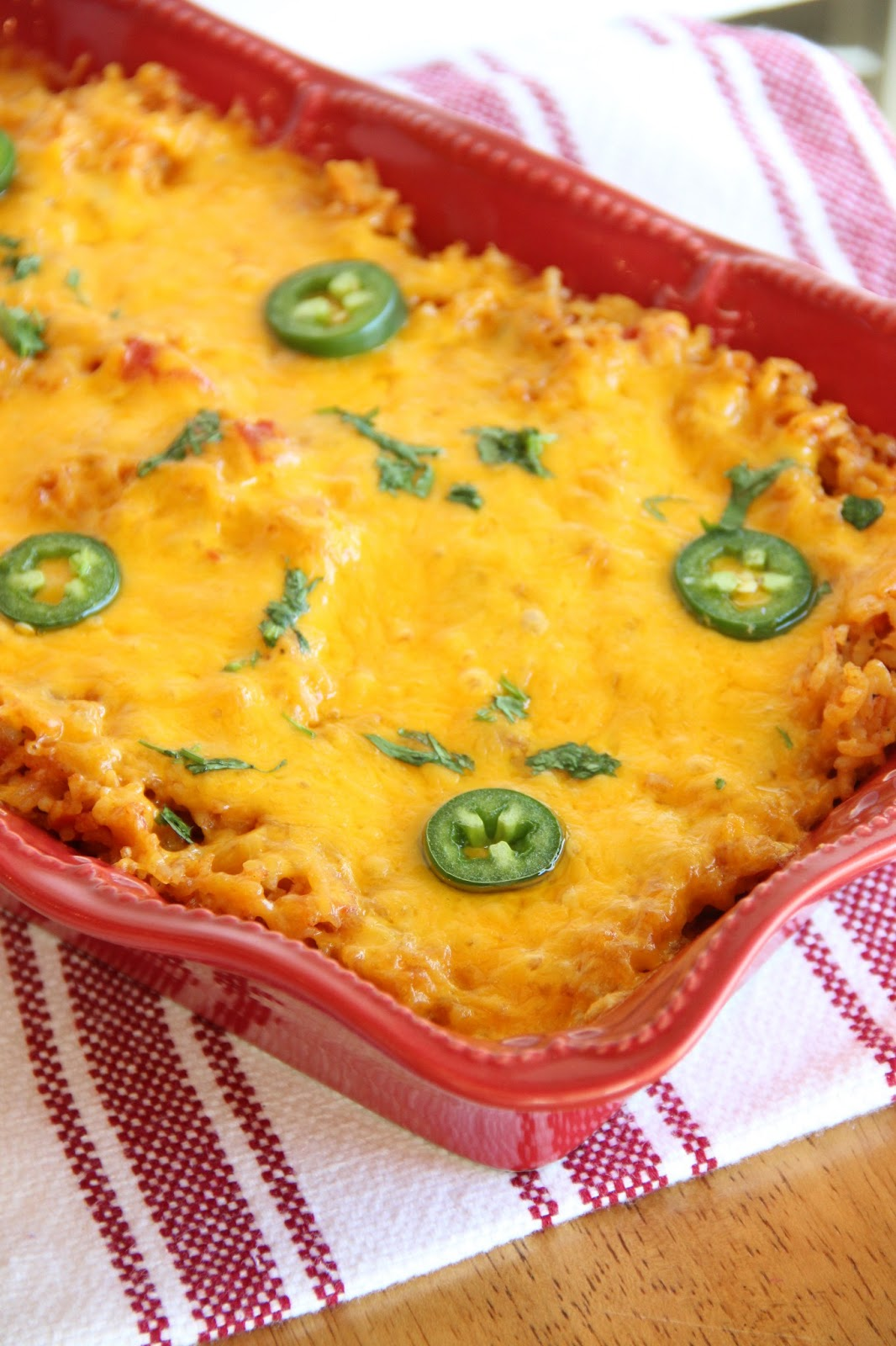 mexican cheese rice