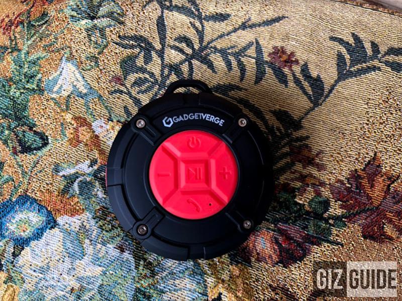 GadgetVerge Audio Xtreme Portable Speaker