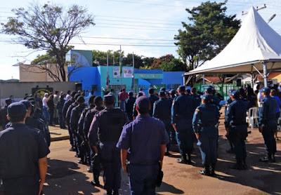 Corumbá (MS) - Base Comunitária de Segurança é reativada e atende parte alta da cidade