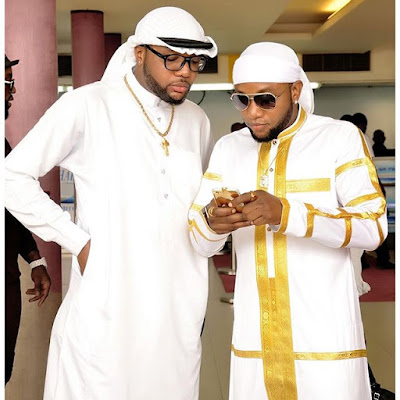 Take a look at What Kcee & E-Money Did For Pregnant 'Tinana' Dancer