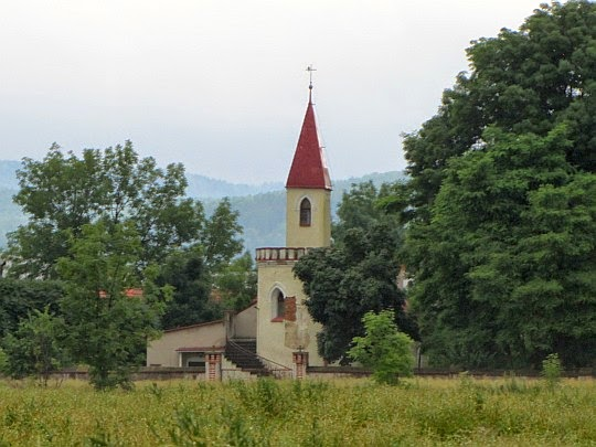 Kaplica w Lisich Kątach.