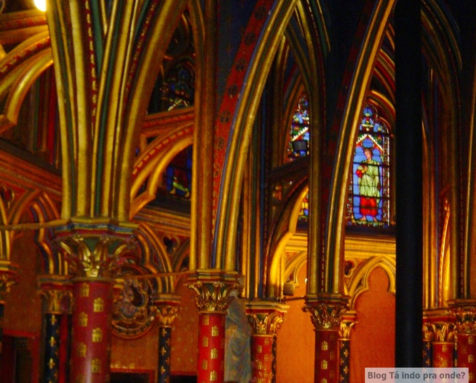 St Chapelle Paris