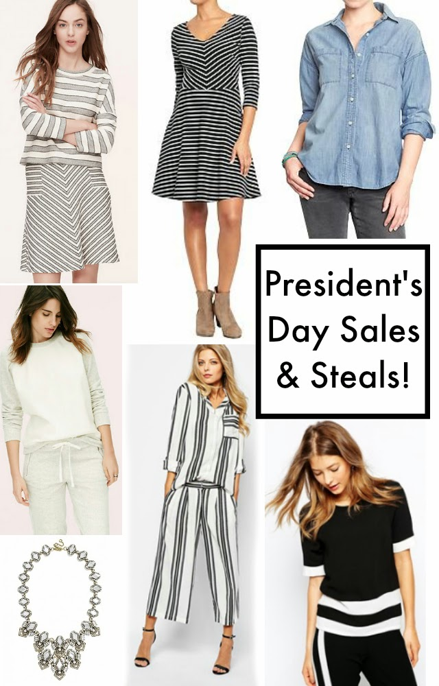 find the best presidents day sales and deals