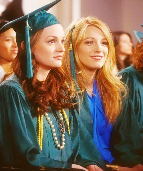 Blair (Leighton Meester) e Serena (Blake Lively)