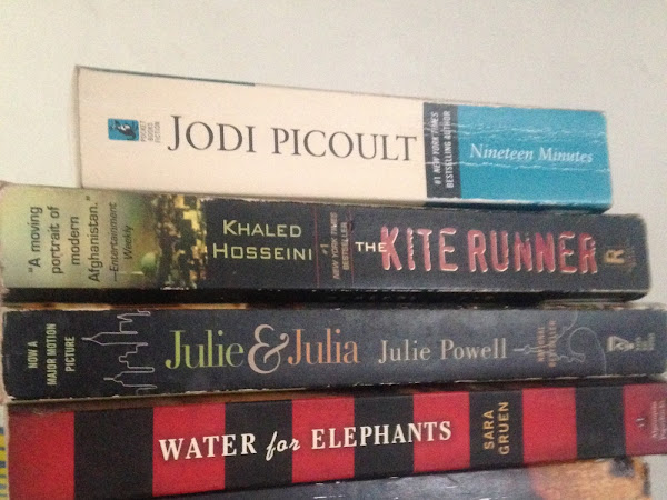 BOOKS | 5 Books on My Waiting List this 2016