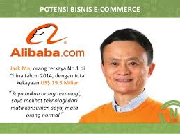 Biografi Founder Alibaba Group Sahretech