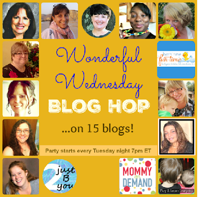 Wonderful Wednesday Blog Hop #53