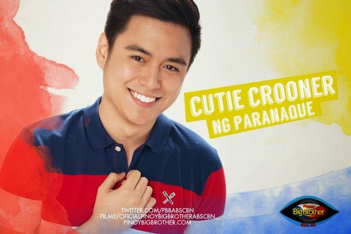 2014 PBB Housemate Jacob Benedicto