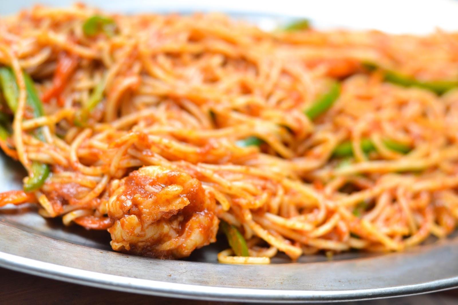 Ocean Basket Seafood Pasta