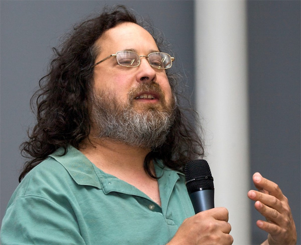 News, Thiruvananthapuram, Kerala, Technology, Free software spearhead Richard Stallman to talk in city on Jan 15 and 16