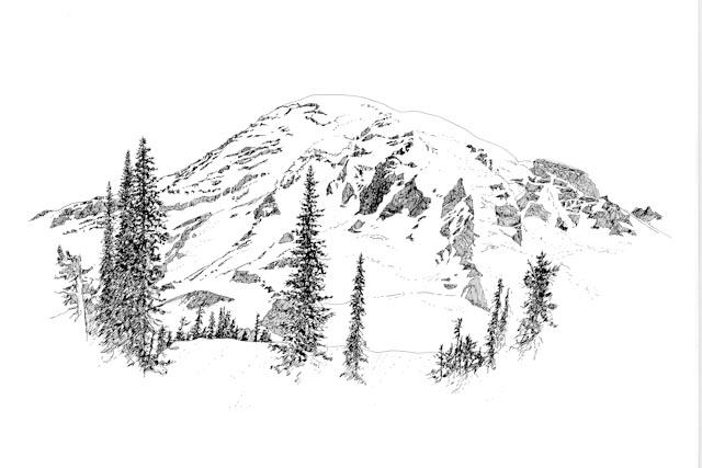 Wilderness Adventures with Bob Hare: Mount Rainier ...
