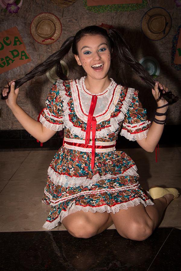 E as festas juninas estão chegando!!! Estamos muito animados e com ótimos  trajes para todos os gostos e todas as idades. 6fd7088468c
