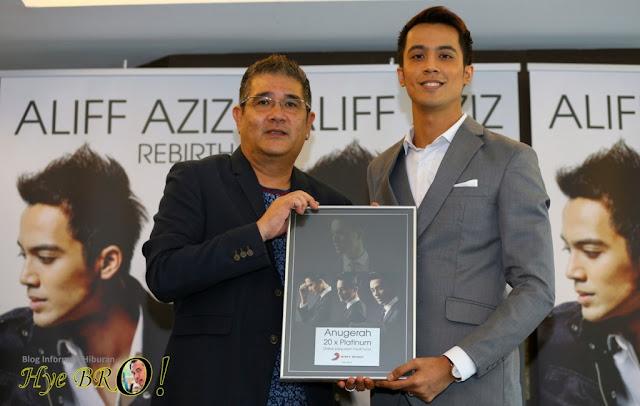 Rebirth - Album Ke-4 Aliff Aziz